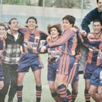 Hace 20 años, Villa Obrera se abrazaba a la gloria por primera vez