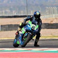 Mauricio Quiroga apuesta todo al inicio del Superbike argentino