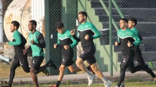 Primera Nacional: San Martín regresó a los entrenamientos