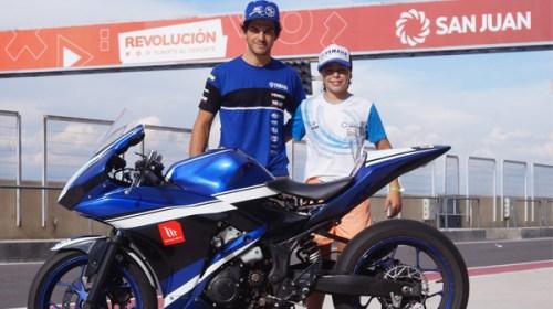 Equipo argentino de Yamaha tiene fecha en bLU cRU Cup 2021 de Brasil