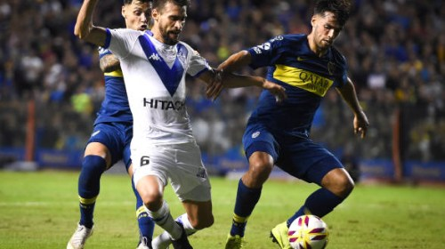 ¿Emmanuel Mas deja Boca para sumarse a Vélez?