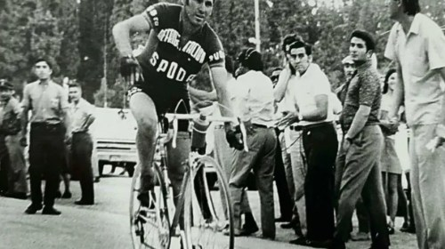 Murió Eduardo «Vieja» Bustos, un destacado ciclista sanjuanino de la época dorada