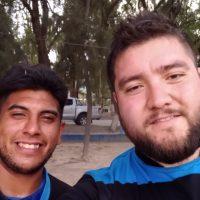 Daniel Moreno, el rugbier de  Media Agua que recorre más de 50 kilómetros para entrenar