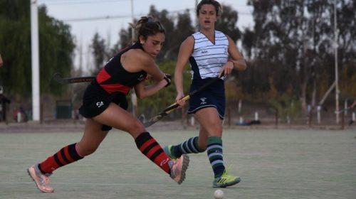 Sofía Torres, el motorcito del hockey sobre césped de Huazihul