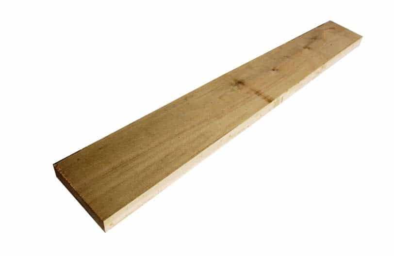 planche robinier acacia brute la fabrique a bois