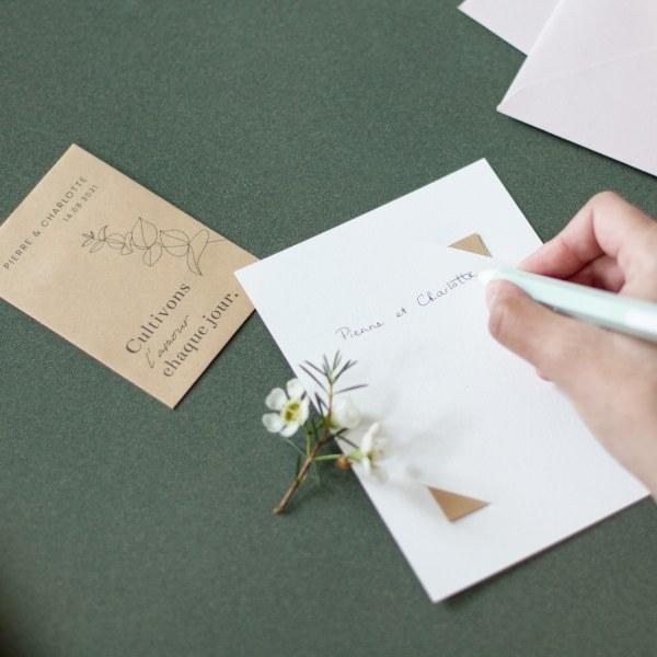 comment remercier ses invités mariage de manière originale