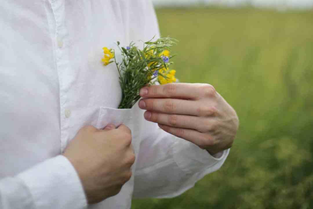symbolique fleurs pour un mariage