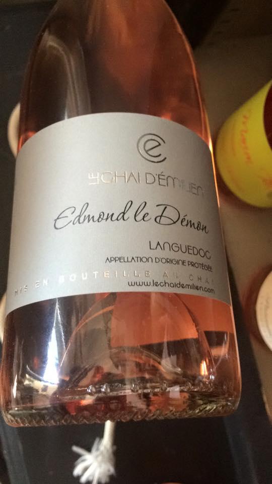 Le Chai d'Emilien - Edmond le Démon
