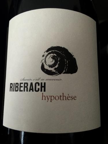 Domaine de Riberach - Hypothèse - Rouge