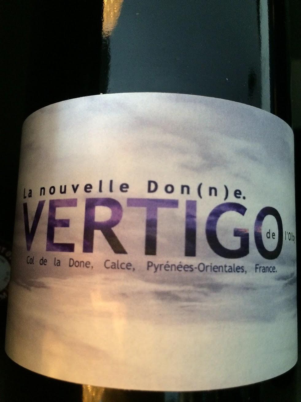 La Nouvelle Don(n)e - Vertigo - Rouge