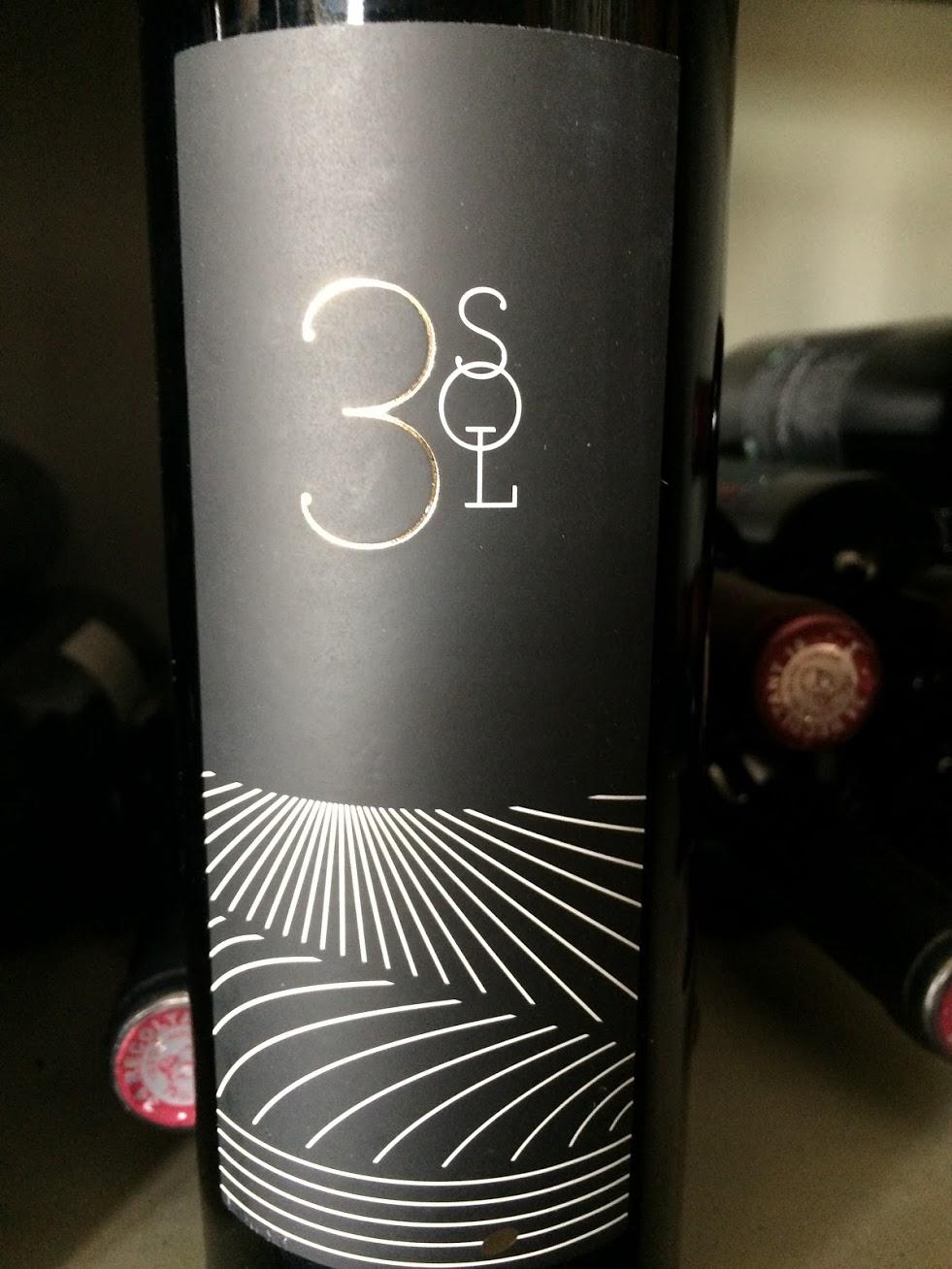 Mas 3 Sol - 3 Sol - Rouge - 2014