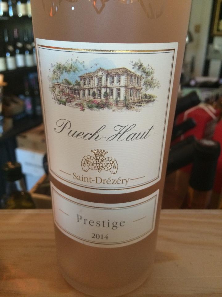 Château Puech-Haut - Prestige - 2014 - Rosé
