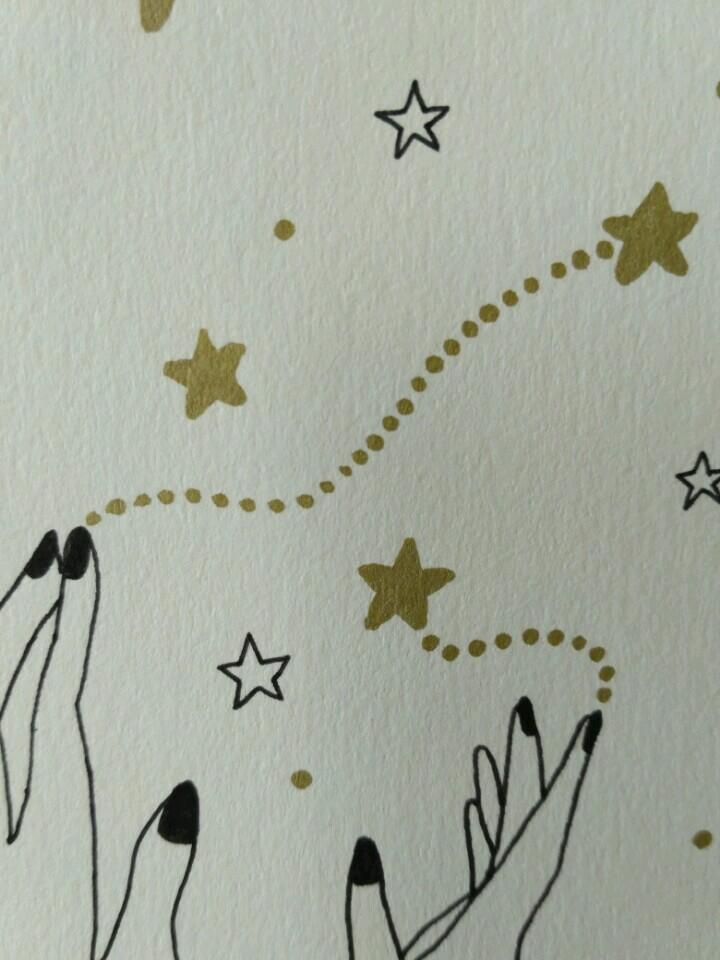 mains-étoiles