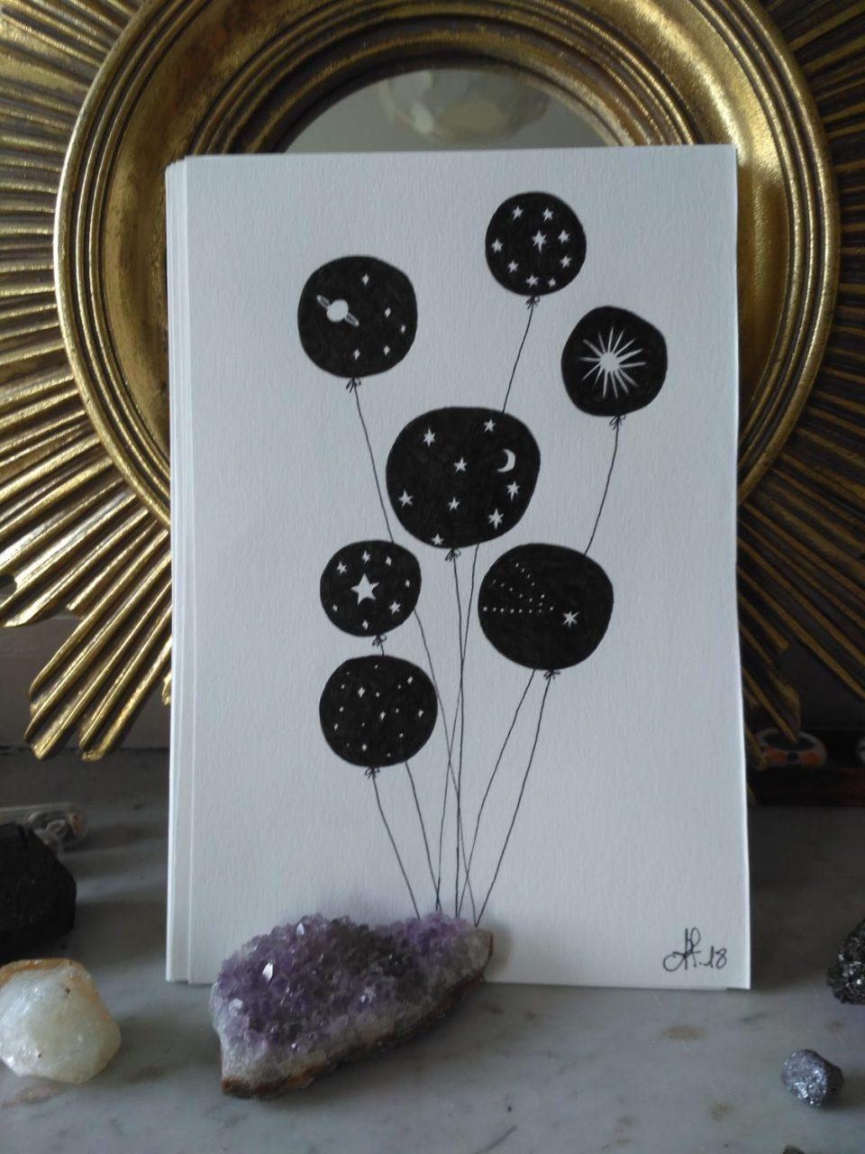 inktober-ballons