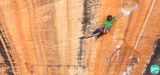 Chris Sharma Grampians