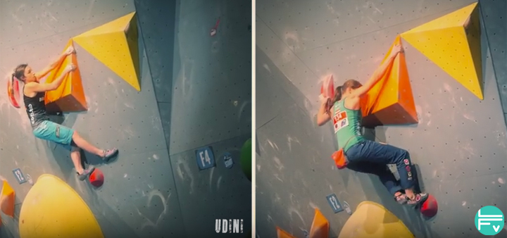udini top climbers