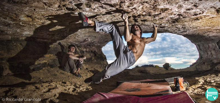chris sharma - catalan witness the fitness