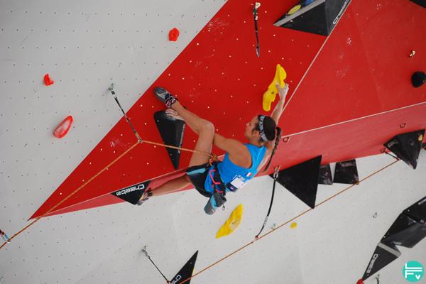 Mathilde Becerra-championnats-monde-escalade-bercy