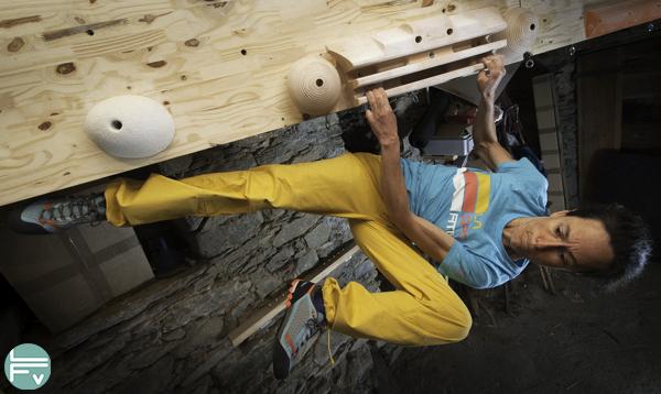 entraînement-escalade-gainage