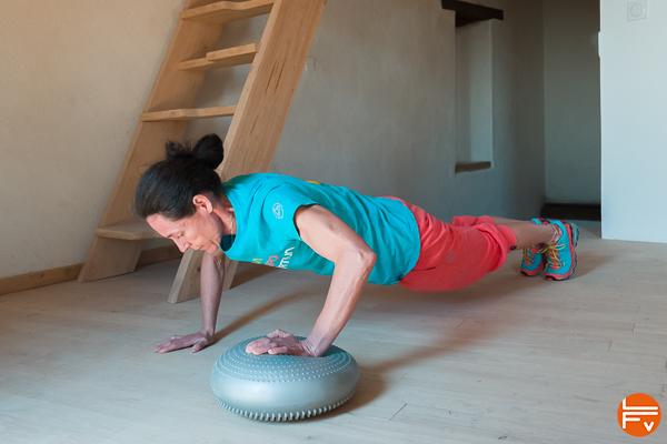 pompes-proprioception-équilibre-balance-disc