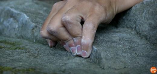 crimping-finger-strentgh-climbing