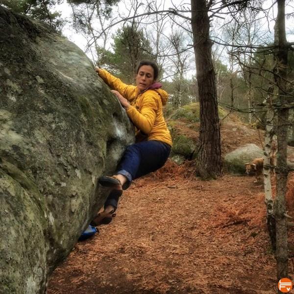 patagonia-micropuff-nanopuff-hoody-climbing-bouldering-fontainebleau