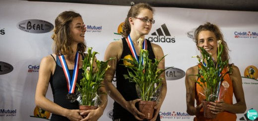 solenne-piret-podium-championnat-france-escalade-handisport