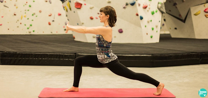 yoga for climbers thoracic spine mobility