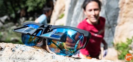 test des solar up yy vertical escalade lunettes prismatiques assurage escalade