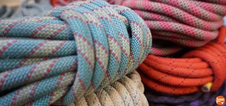 recyclage des cordes escalade beal