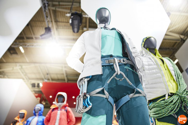 outdoor by ispo munich 2019 climbing gear