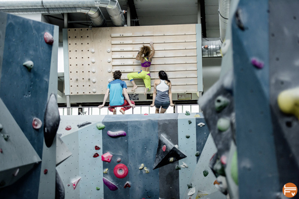 outdoor by ispo munich climbing hub new trends bouldering