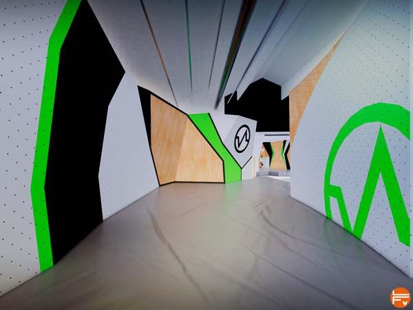 salles de bloc ouverture paris escalade Vertical art