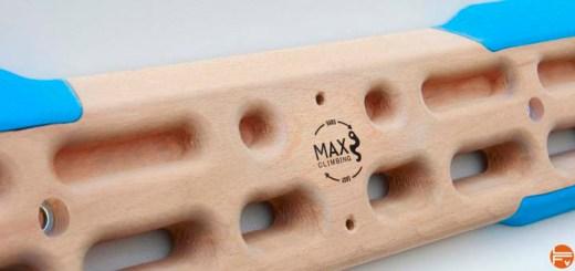 spinchboard solo hybrid max climbing poutre escalade bois resine entrainement flashtest la fabrique verticale
