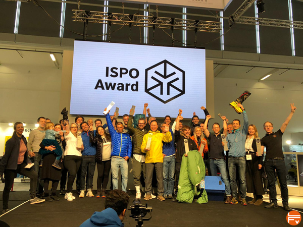 ispo awards Winners