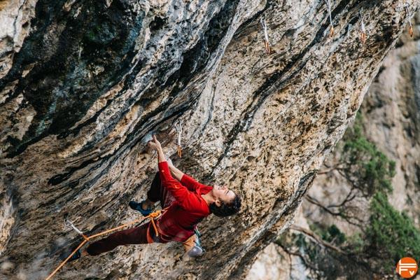 hugo parmentier grimpeur 9b