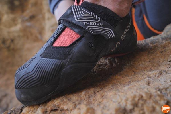 theory la sportiva chausson escalade