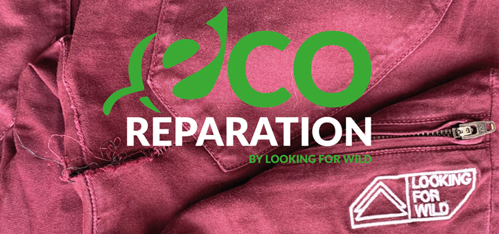 fabrique verticale_Eco reparation looking for wild pantalon escalade