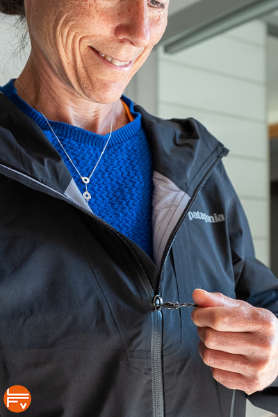 women's ascensionist jacket patagonia review