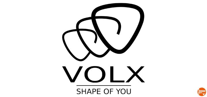 volx shape of you prises escalade