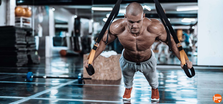 high intensity core training