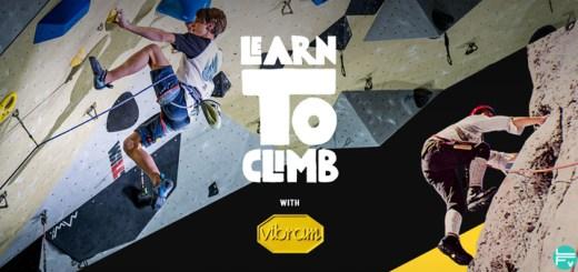 Vibram Climbing Campaign learn to climb