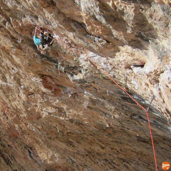 choix de corde escalade pour la falaise