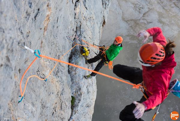 vol escalade corde grimper