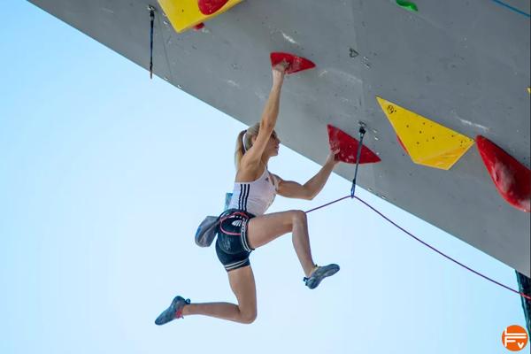 jo de tokyo escalade de difficulte combine olympique