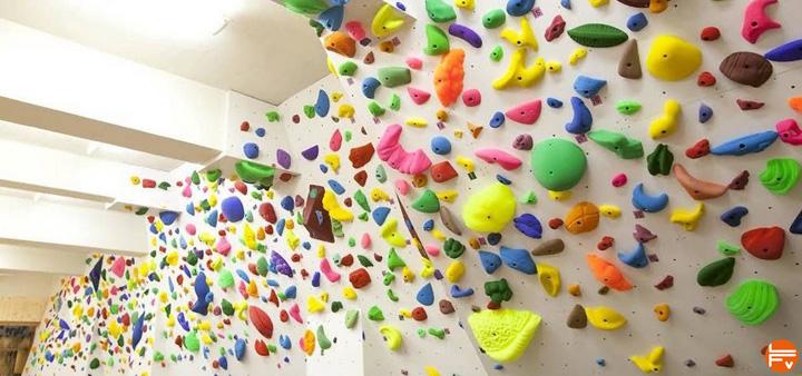 spray wall escalade pan bloc
