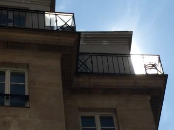 Balcon filant (Révolution Française)