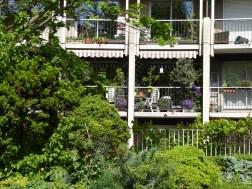 Un peu de soi au balcon (Balladur)