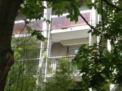 Toujours un peu de soi au balcon (Balladur)