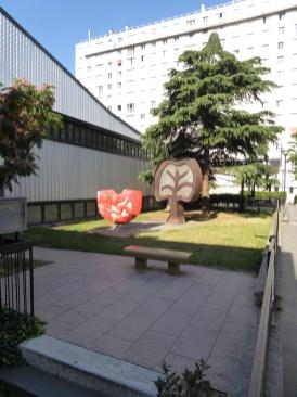 Le jardin (Marc Leboucher)